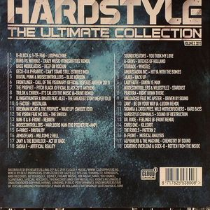 VARIOUS - Hardstyle The Ultimate Collection 2011 Vol 2