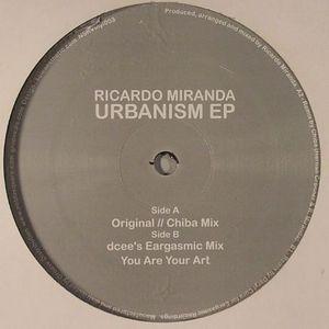 MIRANDA, Ricardo - Urbanism EP