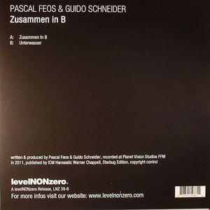 FEOS, Pascal/GUIDO SCHNEIDER - Zusammen In B