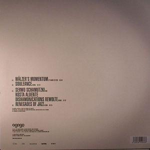 HIDDEN JAZZ QUARTETT - Walzer Remix EP