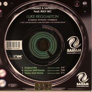 ROMANO & SAPIENZA feat RULY MC - I Like Reggaeton