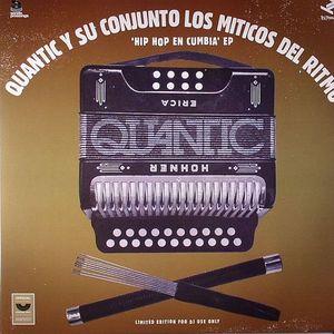 QUANTIC Y SU CONJUNTO LOS MITICOS DEL RITMO - Hip Hop En Cumbia EP (1 side music/1 side Serato tone control)