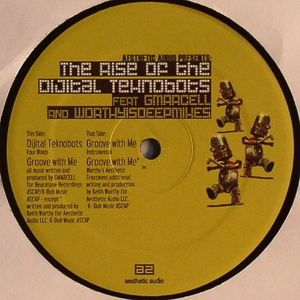 WORTHY, Keith feat G MARCELL/WORTHYISDEEPMIXES - The Rise Of The Dijital Teknobots