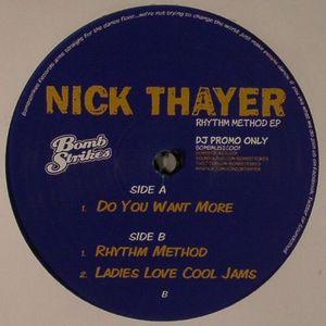 THAYER, Nick - Rhythm Method EP