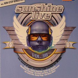 VARIOUS - Sunshine Live Vol 38