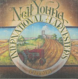 YOUNG, Neil/INTERNATIONAL HARVESTERS - A Treasure