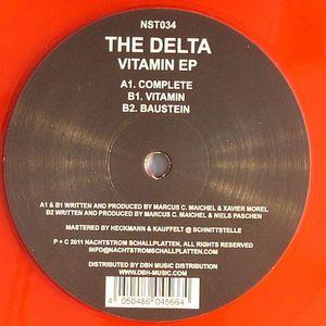DELTA, The - Vitamin EP