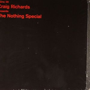 RICHARDS, Craig/VARIOUS - Fabric 58: Craig Richards Presents The Nothing Special