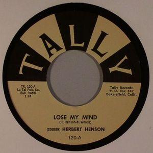 HENSON, Cousin Herbert/JOHNNY BOND - Lose My MInd