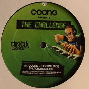 COONE - The Challenge (Evil Activitites remix)