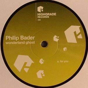 BADER, Phillip - Wonderland Ghost