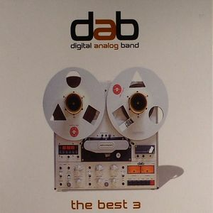 DIGITAL ANALOG BAND - The Best 3