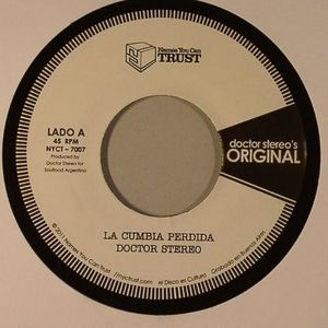 DOCTOR STEREO - La Cumbia Perdida (warehouse find)