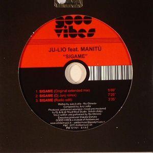 JU LIO feat MANITU - Sigame