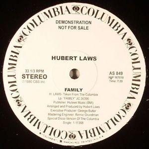 LAWS, Hubert - Family