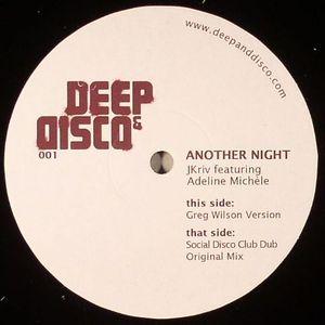 JKRIV feat ADELEINE MICHELE - Another Night