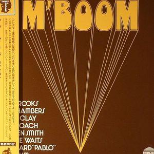 M'BOOM - Re Percussion Featuring Roy Brooks,Joe Chambers,Omar Clay,Max Roach,Warren Smith,Freddie Watts & Richard Pablo Landrum