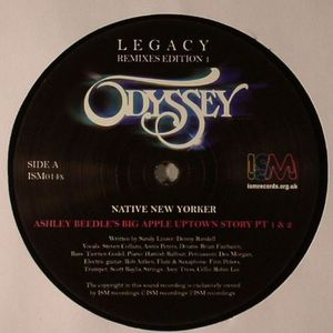 ODYSSEY - Legacy Remixes Edition 1