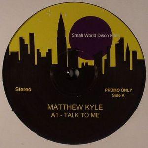 KYLE, Matthew - Small World Disco Edits 15