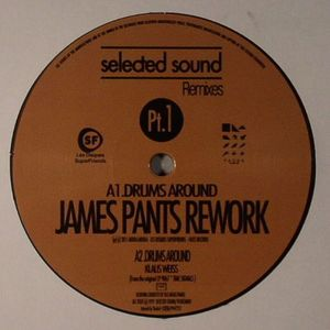 PANTS, James/TOM NOBLE - Selected Sound Remixes Part 1