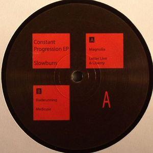 SLOWBURN - Constant Progression EP