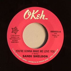 SHELDON, Sandi - You're Gonna Make Me Love You