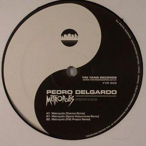 DELGARDO, Pedro - Metropolis (remixes)