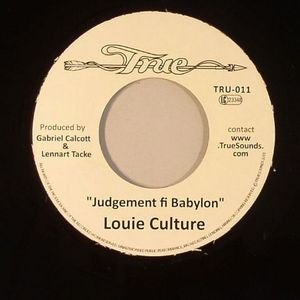 CULTURE, Louie/DEADLY HUNTA - Judgement Fi Babylon (Riddim)
