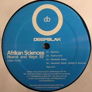 AFRIKAN SCIENCES - Means & Ways EP