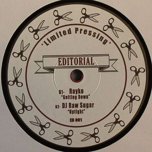 WIZARD, Ed/DISCO DOUBLE DEE/RAYKO/DJ RAW SUGAR - Editorial EP 1