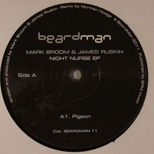 BROOM, Mark/JAMES RUSKIN - Night Nurse EP