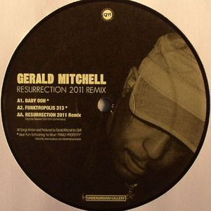 MITCHELL, Gerald - Resurrection 2011 Remix