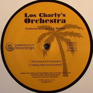 Los Charly S Orchestra The Groove Amp Its Synonyms Vinyl At