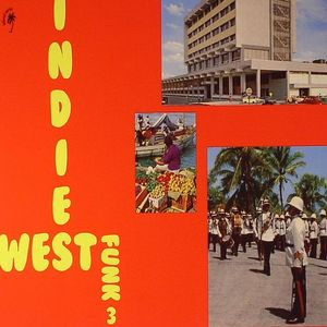 VARIOUS - West Indies Funk Vol 3: Island Series