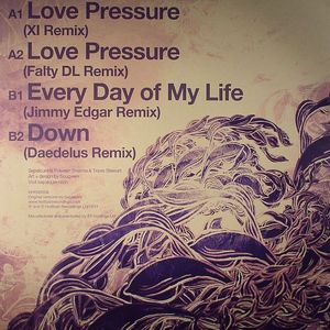 SEPALCURE - Love Pressure Remixed