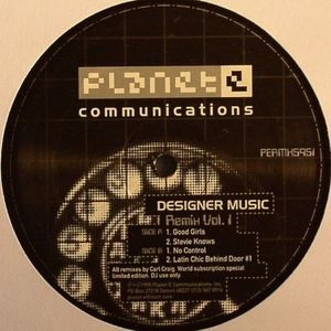 DESIGNER MUSIC aka CARL CRAIG - Remixes Vol 1