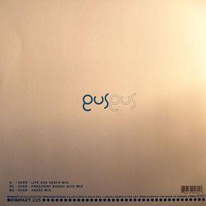 GUS GUS - Over (remixes)