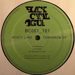 LUKE, Monty - Tomorrow EP