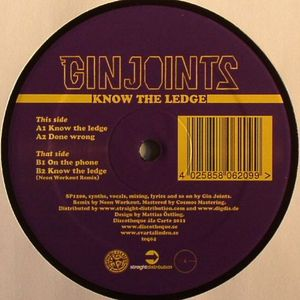 GIN JOINTS - Know The Ledge