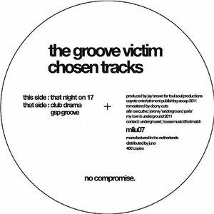 GROOVE VICTIM, The - Chosen Tracks