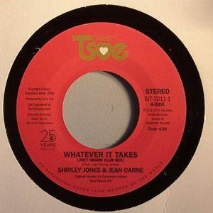 JONES, Shirley/JEAN CARNE - Whatever It Takes