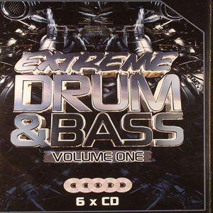 VARIOUS - Extreme Drum & Bass Volume 1