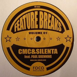 CMC & SILENTA - Feature Breaks Volume 1