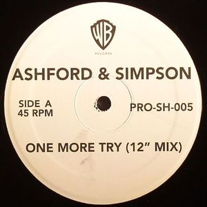 ASHFORD & SIMPSON - One More Try