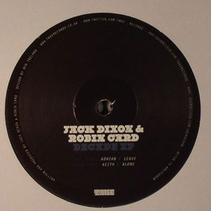 DIXON, Jack/ROBIN CARD - Decade EP