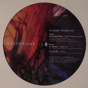 HIEROGLYPHIC BEING/SPECTER/AROY DEE - Elusive Triumph EP