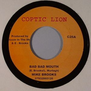 BROOKS, Mike - Bad Bad Mouth