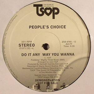 PEOPLE'S CHOICE - Do It Any Way You Wanna