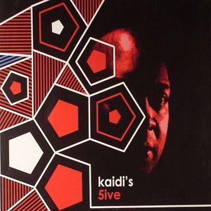 TATHAM, Kaidi - Kaidi's 5ive (mini album)
