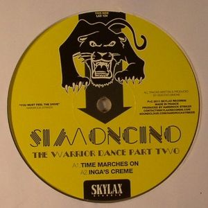 SIMONCINO - The Warrior Dance Part 2